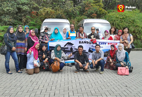 Paket Wisata Tangkuban Perahu 3D2N