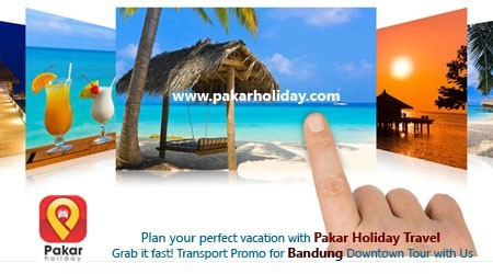 Paket Wisata Murah Bandung City Tour