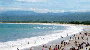 Pantai Santai Santolo garut