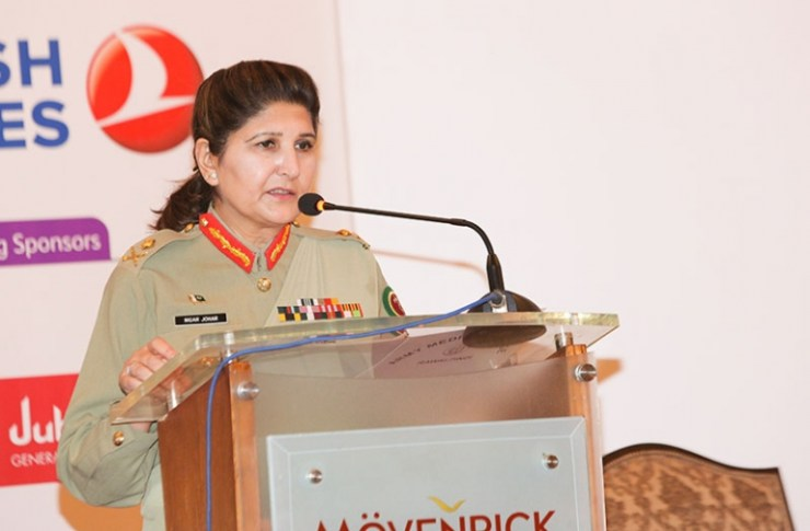Major General Nigar Johar Khan | Lieutenant General Nigar Johar Khan | First Female Lieutenant General of Pakistan Army