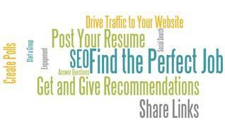 Memanfaatkan linkedin untuk membuat profil pribadi secara online untuk mendapatkan pekerjaan