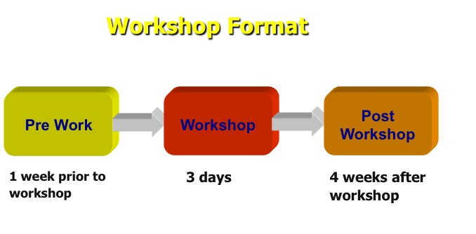 Workshop format PSDM
