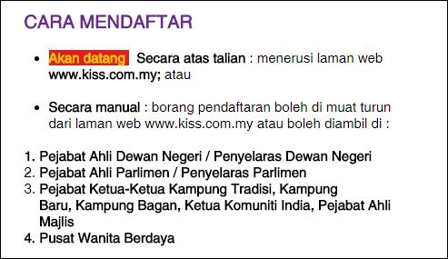 Kiss Selangor