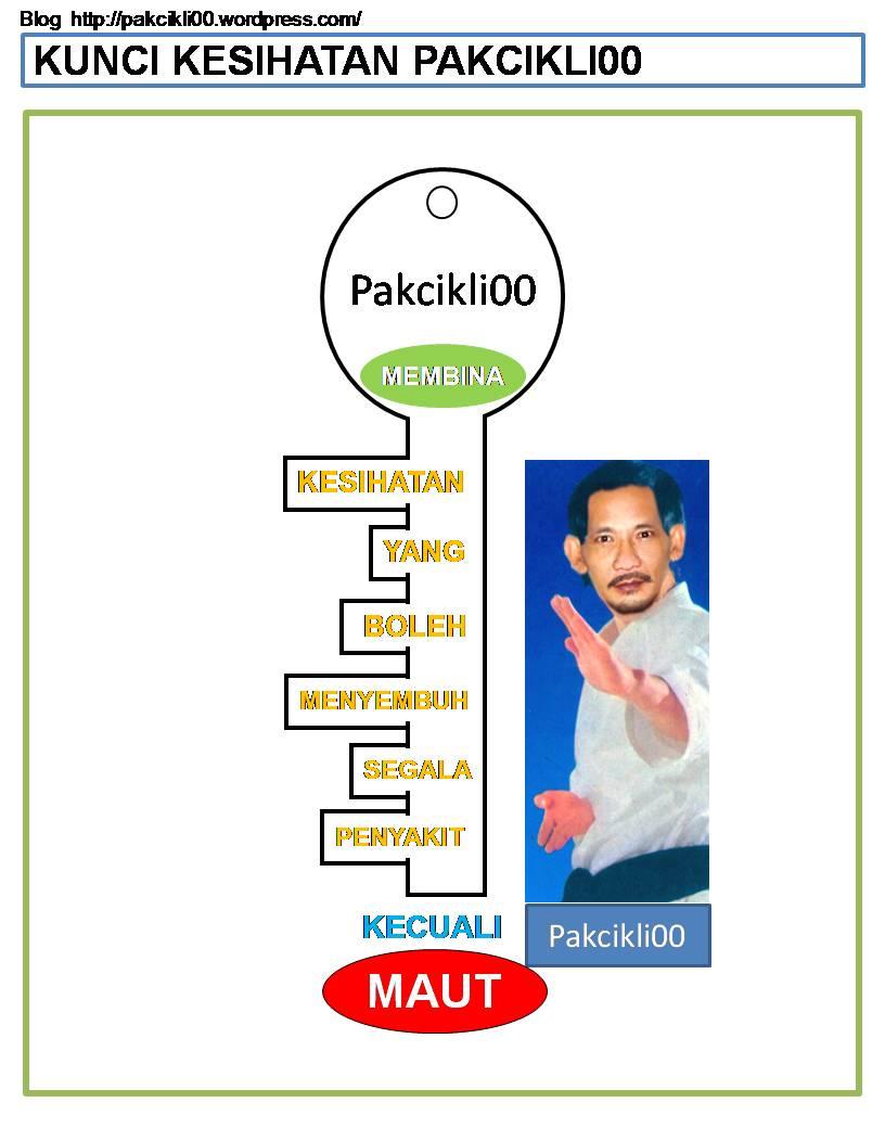 Kunci kesihatan Pakcikli00