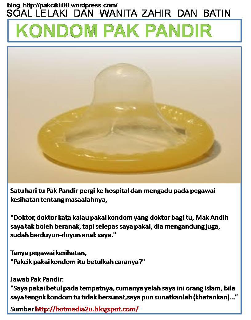 kondom Pak Pandir