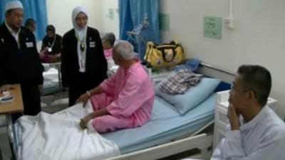 Hospital Jemaah Haji Di Mekah & Madinah