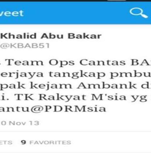 Khalid-Bakar-Pembunuh-Pegawai-ambak-ditangkap