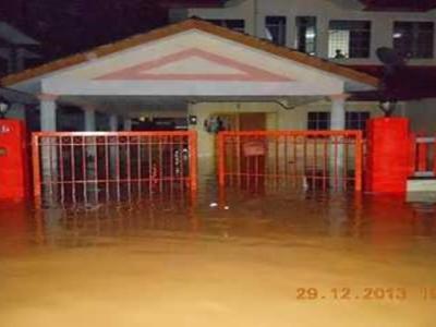 Banjir di Bintulu