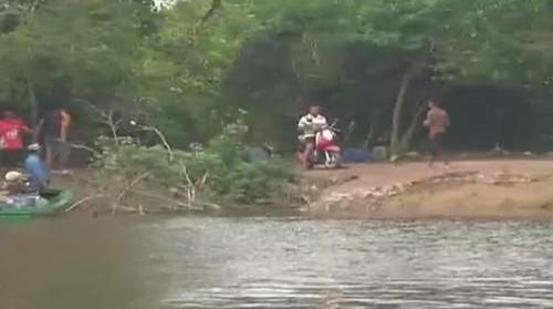Sungai Golok Sarang Penyeludup