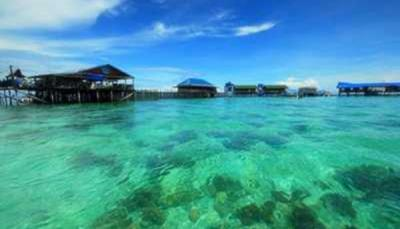 Pulau Singgahmata Semporna