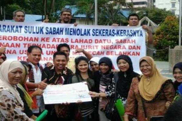 Masyarakat Suluk Sabah