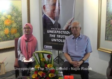 [Video] Unexpected: The Truth Untold - Najib Razak
