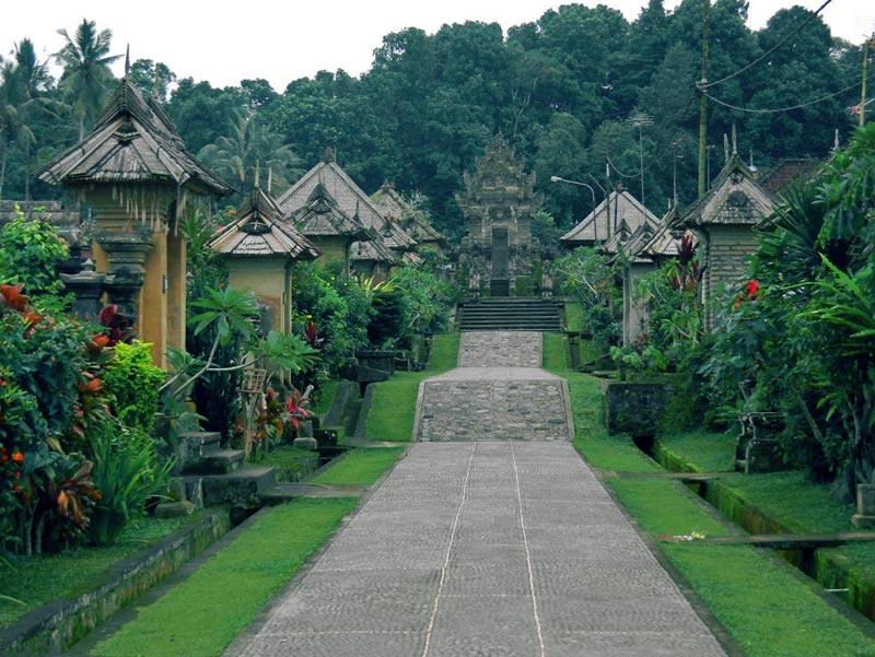 desa kuno  Paket Tour Ke Bali Murah