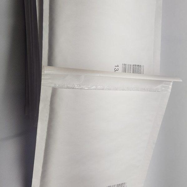 White Bubble Bags