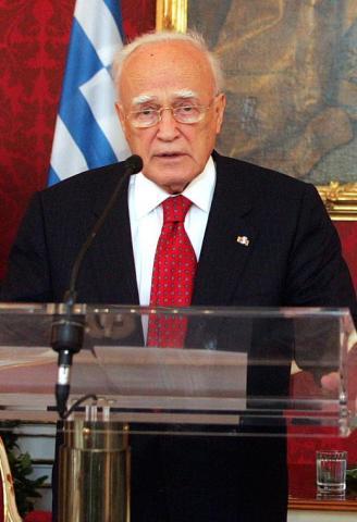 Κάρολος Παπούλιας - Πρόεδρος της Δημοκρατίας