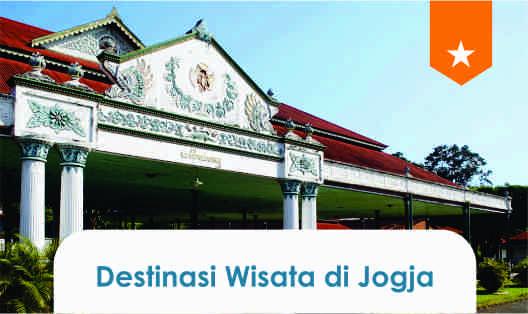Destinasi Wisata di Jogja