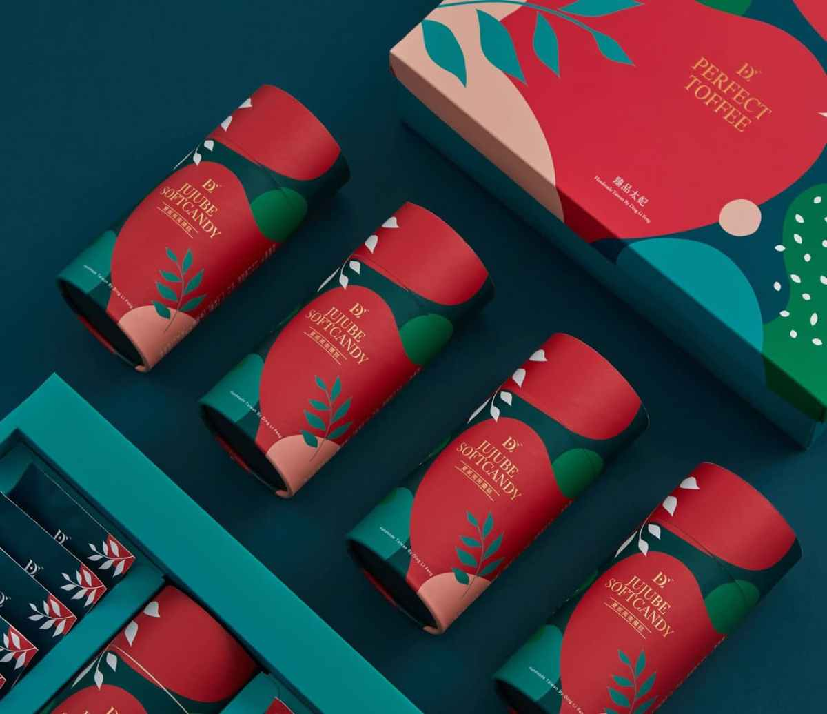 Example of holiday Packaging Styles