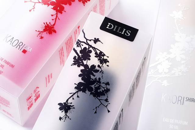 Excerpt: Example of frosted holiday packaging