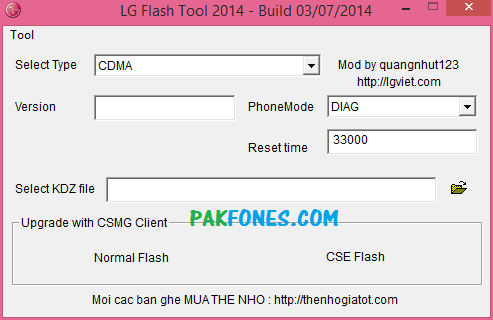 LG KDZ Flash Tool 2014 download