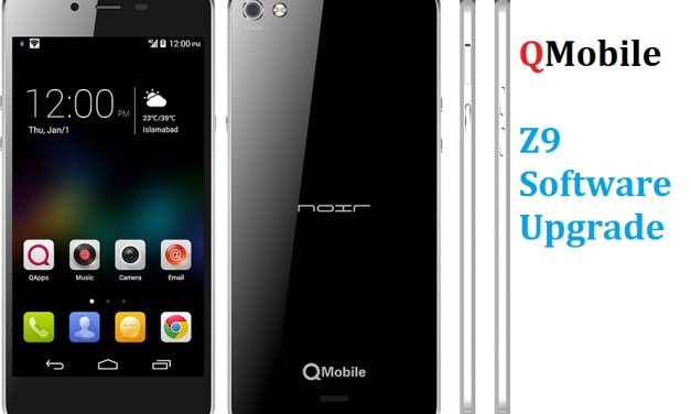 How To Flash Qmobile Z9 Qualcomm