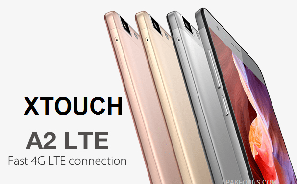 XTOUCH A2 LTE Firmware Free Download