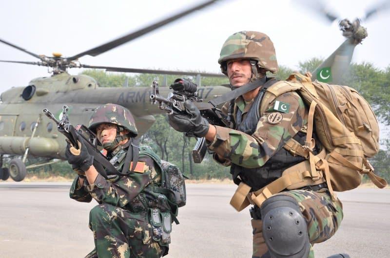 Ssg Pakistan Army Commandos Videos