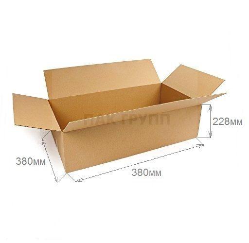 Коробка №21 380*380*228