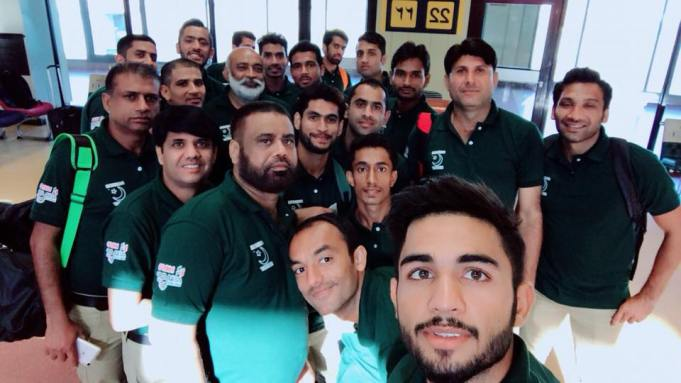 Pakistan hockey squad off to Dhaka for Asia Cup