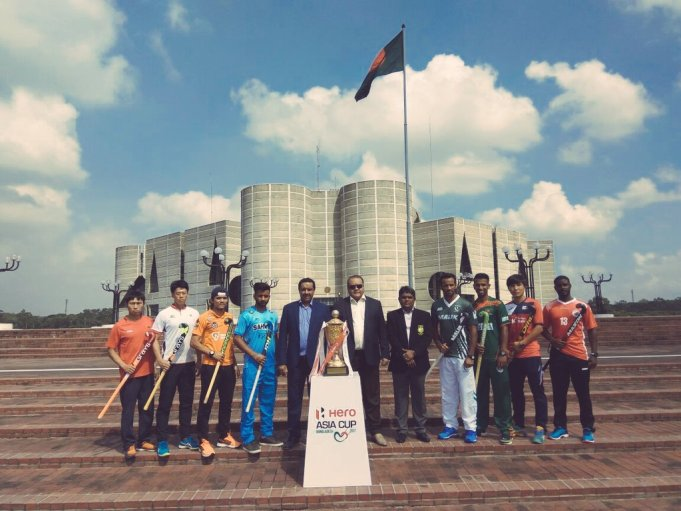 Hockey Asia Cup: Pakistan Face Hosts Bangladesh on Opening Day
