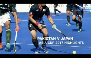 pak vs jpn 2-2 At the 10th Hockey Asia Cup at Dhaka's Maulana Bhashani Stadium, Japan drew Pakistan 2-2 Scorers: Pakistan: Arslan Qadir & Umar Bhutta Japan: Tanaka & Yoshihara Pakistan's last match of pool vs India on Sunday
