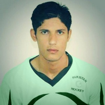 Hassan Anwar hockey player