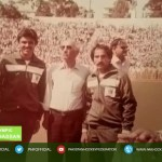 1984 Los Angles Olympics photograph of late Air Marshal Nur Khan President PH