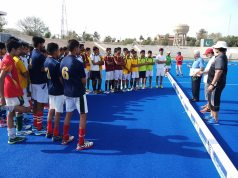 Pakistan Hockey Team for Youth Olympics' Qualifiers Announced