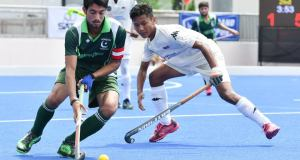 Pakistan defeats Hong Kong China 10-1