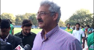 Tauqeer Dar Head Coach Pakistan Hockey Team
