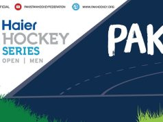 Pakistan HOCKEY SERIES OPEN LAHORE