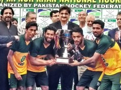 NBP win Noor Khan National Hockey Championship