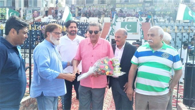SSGC meet NBP in Noor Khan National Hockey final