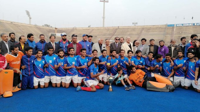 Wapda win National Junior Hockey C'ship