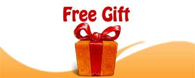 get free gift