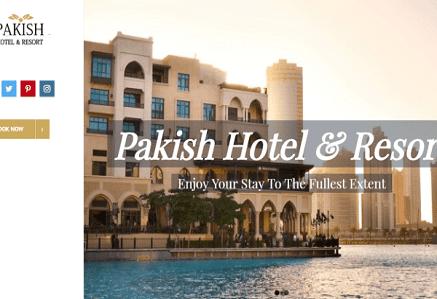 Pakish Hotel & Resort