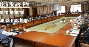 PM Nawaz Sharif chairs meeting of federal cabinet