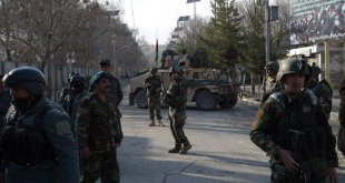 IS gunmen white laboratory garments murder 30 Kabul healing facility2
