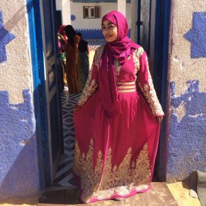 Christian Bride, Muslim Groom2