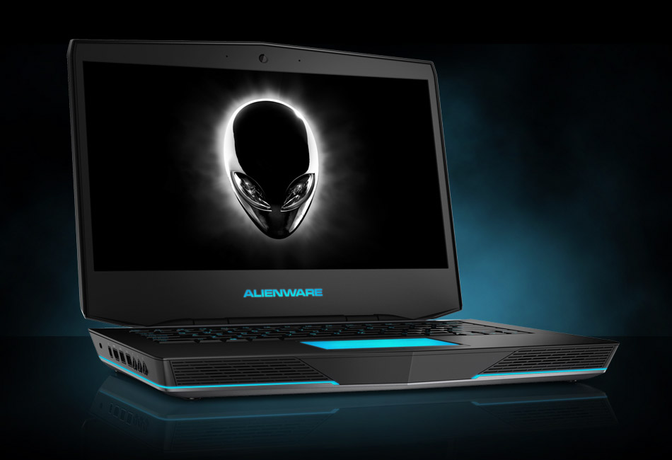 Alienware 14 Gaming Laptop Wallpaper