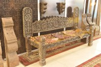 Unique Wood and Leather Furniture of Swat