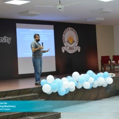Facebook Engineer: Tech Talk at DHA Suffa University