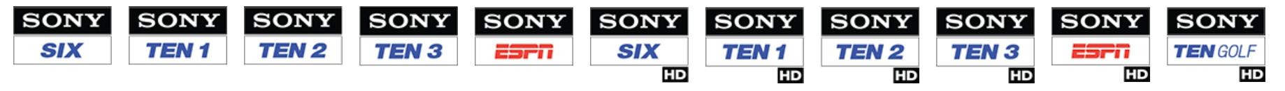 Sony TEN Sports Network