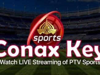PTV Sports Conax Key 2019