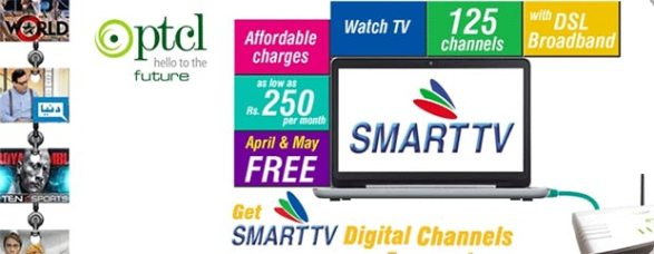 PTCL Smart TV Box